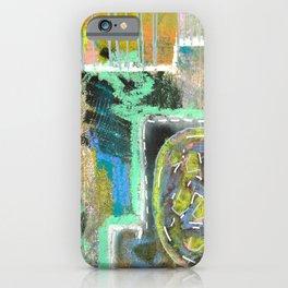 AbstractLotusPod iPhone Case