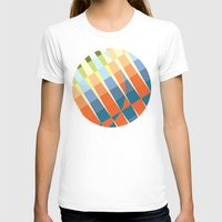 art deco T-shirts featuring Art Deco by Robert Cooper