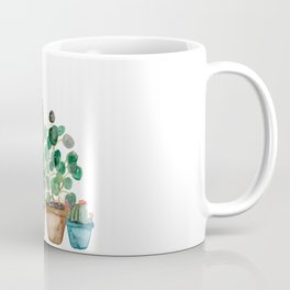 Potted Coffee Mug