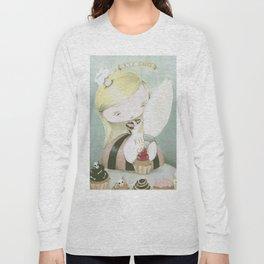 R.I.P CAKES Long Sleeve T-shirt