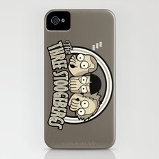 The Three Stoogebergs iPhone (4, 4s) Slim Case