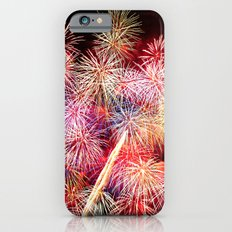 Celebrate Your Life with Fireworks! iPhone 6 Slim Case