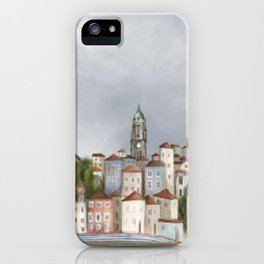Porto landscape iPhone Case