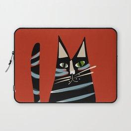 Tabby cat Laptop Sleeve