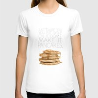 psych T-shirts featuring Psych.. just cause you put syrup on it, don't make it pancakes.. by studiomarshallarts