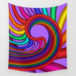 math is beautiful -110- Wall Tapestry