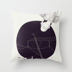 Served Throw Pillow