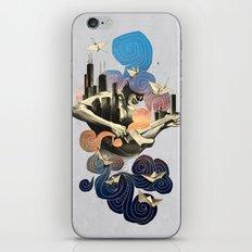 Lake and Sky iPhone & iPod Skin