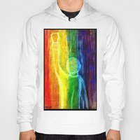 queer Hoodies featuring This Queer Life by Dandy Jon