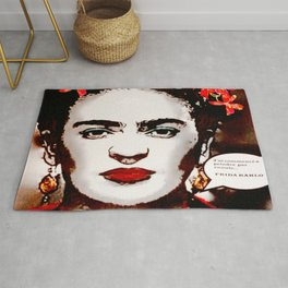 Art & Frida Kahlo Rug