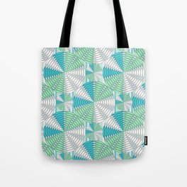 Light colored circles Tote Bag
