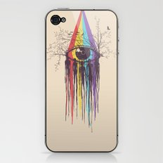 Look into the Future iPhone & iPod Skin
