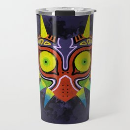 Majora's Mask Splatter Travel Mug