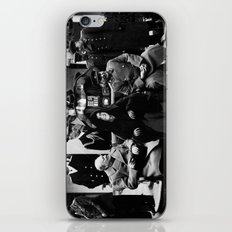 History Rewritten... The Star Wars Empire Forever! iPhone & iPod Skin