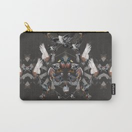 Up, Bird! Print Carry-All Pouch