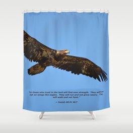 Soaring High!  -  Immature Shower Curtain