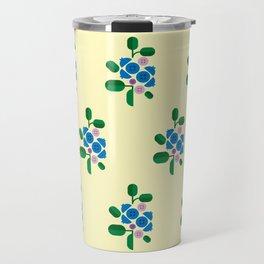 Fruit: Blueberry Travel Mug