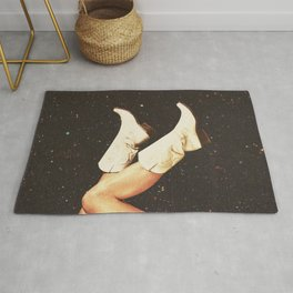 These Boots - Space Rug