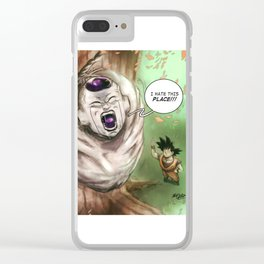 A True Hell Clear iPhone Case