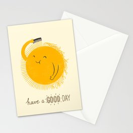Have a good day Stationery Cards