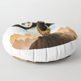 KUNG FU PANDA Floor Pillow