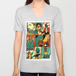 All the other things Unisex V-Neck