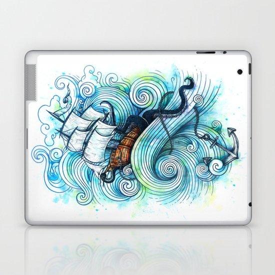 Long Journey Laptop & iPad Skin