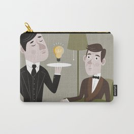 Jeeves & Wooster Carry-All Pouch