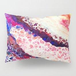 A Modern Leopard Print Abstract Pillow Sham