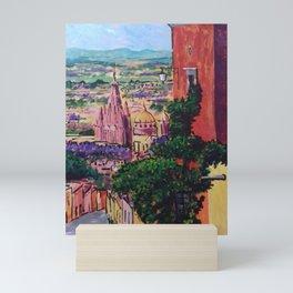 San Miguel de Allende, Mexico Mini Art Print