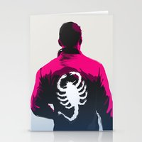 drive Stationery Cards featuring DRIVE by justjeff