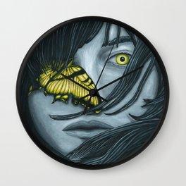 Metamorphia Wall Clock