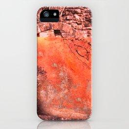 Childhood of humankind: Wisdom eye look left iPhone Case