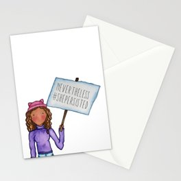 Nevertheless Stationery Cards