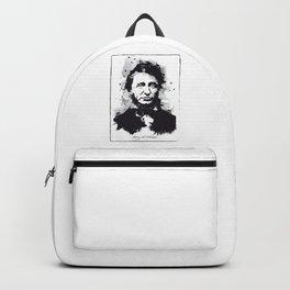 Henry David Thoreau Backpack