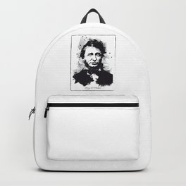 Henry David Thoreau Backpack