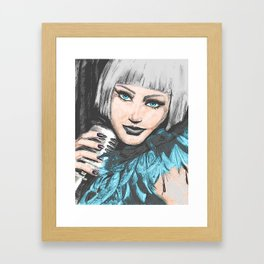 Sing it Out Framed Art Print