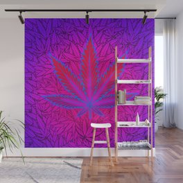 Cannabism Wall Mural
