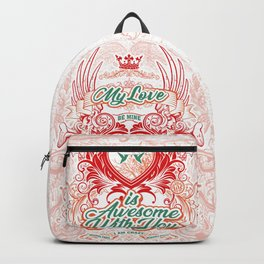 Awesome With You Backpack