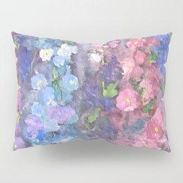 Olde Hollyhock Pillow Sham