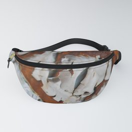 Cracking Rust 1 Fanny Pack