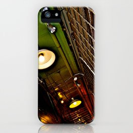 SEA|PikesHall iPhone Case
