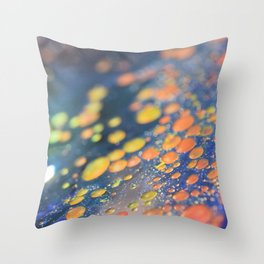 Salome Ngo - Student Artwork/Photography for YoungAtArt Fundraiser Throw Pillow