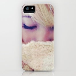 Hurry up iPhone Case