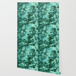 Pantone Green Confetti Wallpaper