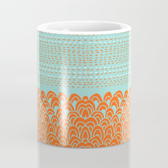 Infinite Wave Coffee Mug