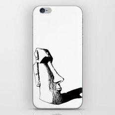 Still Present  iPhone & iPod Skin