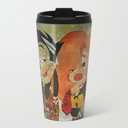 Goof Troop Love Travel Mug