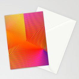 Optical deeps 2 Stationery Cards