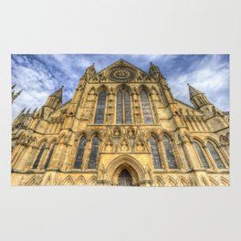York Minster Cathedral Rug